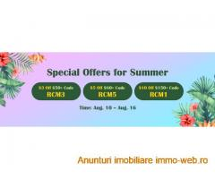 Summer Special Offers: Up to $10 Voucher for 07 Runescape Gold & More to Get on RSorder