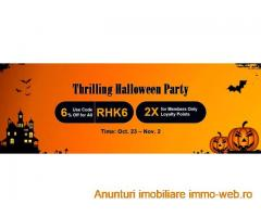 Ready to Enjoy 6% Discount for RuneScape 3 Gold in RSorder Thrilling Halloween Party