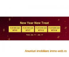 Save Up to $18 Off to Gain RS 2007 Gold on RSorder as New Year Gift